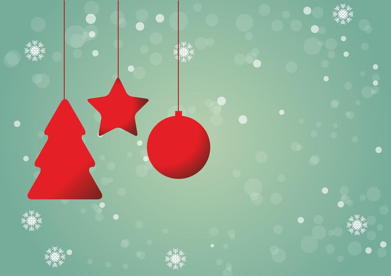 Frohe Weihnachten & guten Rutsch
