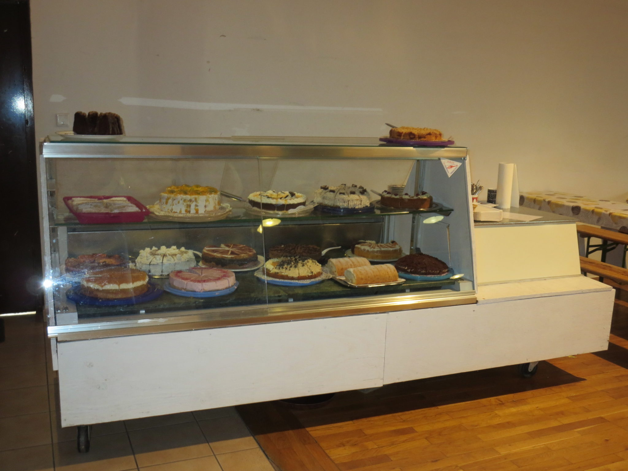 UPDATE: Hausgemachte Kuchen zum Abholen